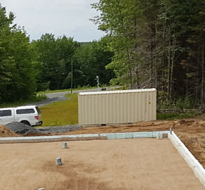Storage container 20 ft $4400 obo