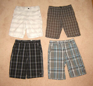 Hurley, Shawn White, Quiksilver Shorts, Other Clothes - sz 12,14