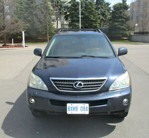 LEXUS RX400H ELDERLY OWNED 130K MLS/PAINT MINT TRADE4CLASSIC CAR