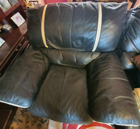 Sofa 2 seater and one seater