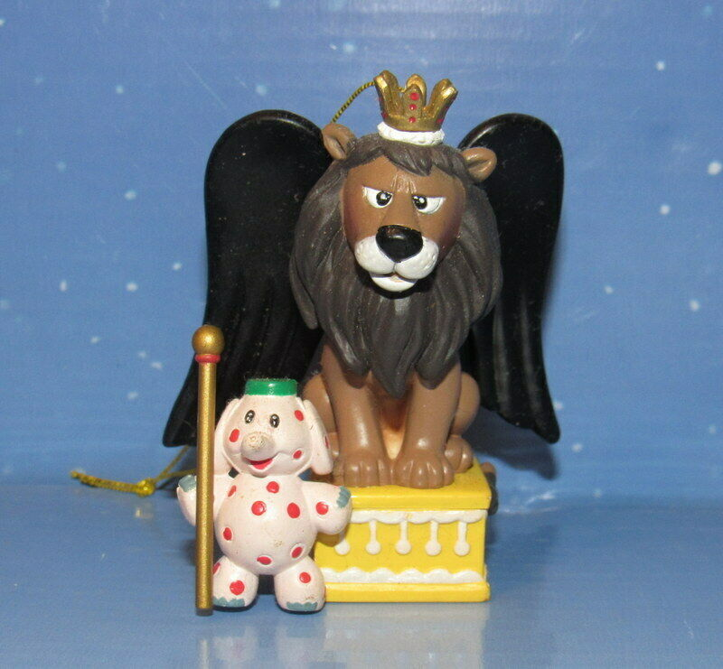 King Moonracer Ornament Rudolph The Red Nosed Reindeer The Island of Misfit Toy