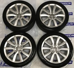 2012 Audi A3 OEM Wheels & Tires *Amazing Condition*