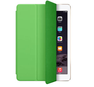 NEW in BOX, GENUINE Apple Smart Cover for iPad Air 1 & 2 (Green)