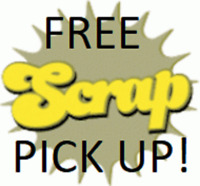 FREE SAME DAY PICK UP OF SCRAP METAL / APPLIANCES