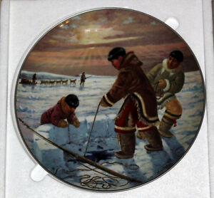 Kaiser collectible plate