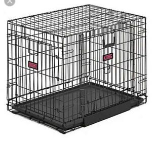 XL Kong Dog Crate For Sale with Kong dog pad
