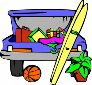 JUNK in the TRUNK - St. Mary's Elementary Car Trunk Sale