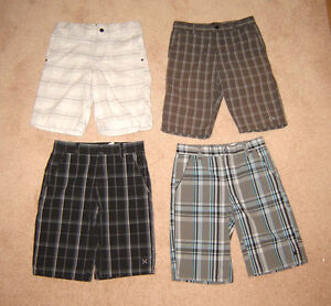 Boys Hurley, Shawn White, Quiksilver Shorts & Others - sz 12, 14