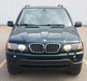 2001 BMW Other 4.4i SUV, Crossover - FOR SALE AS IS.