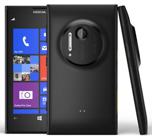Nokia Lumia1020 32Gb-41MP Camera+PureMotion HD+Camera Mod $290