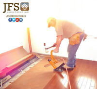 Complete Flooring Services K-W | Family Run