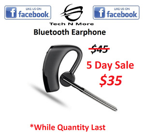 Bluetooth Earphones (ON SALE)