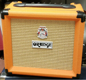 Orange Crush 12 practice amp