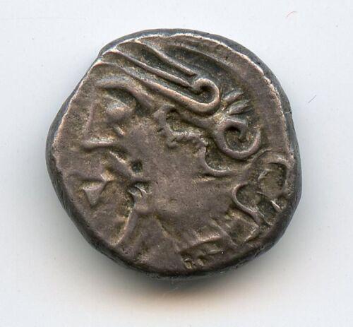 Lingones (80-50 Av J.C) Denier Kaletedoy LT.8291