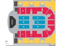 2 x STEPS tickets Liverpool M&S arena