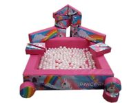Soft Play Hire - Unicorn Set - Cheap £35