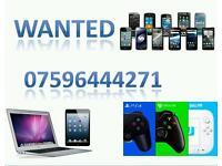 I BUY (WANTED) IPHONE 6S PLUS 6 SE BY S S7 S6 EDGE PS4 XBOX ONE PRO IPAD MACBOOK UNWANTED GIFTS