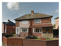 Plains Farm,Sunderland. Brand new refurbished 2 Bed House.Stunning.Garden.No Bond!DSS Welcome!