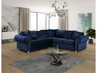 Sale on Ashwin corner sofa available in multiples colors- Order Now