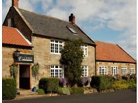 Chef wanted for busy country inn near Whitby