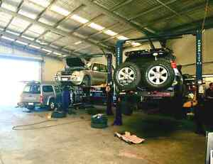 4x4 Accessories & Mechanical Workshop For Sale - 4wd Off Road Browns Plains Logan Area Preview