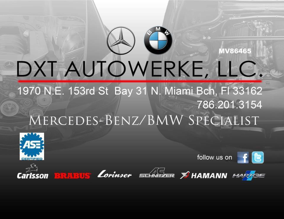 DXT Autowerke/305Tires