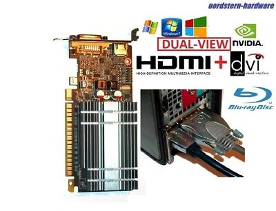 nVidia Grafikkarte f Dell OptiPlex 3010 9010 7010 SFF/SD HDMI Win7/Win8/Win10 - Dell Optiplex Grafikkarte