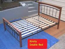 Kirsty Double Bed Frame Inala Brisbane South West Preview