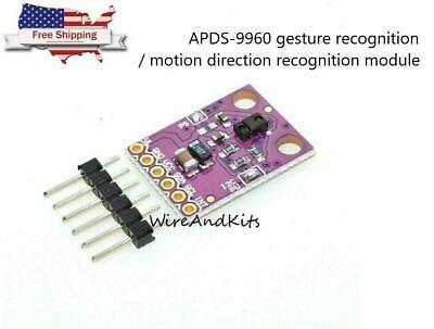 Apds-9960 Apds 9960 Proximity Light Rgb Color And Gesture Sensor Module Arduino