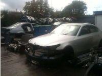 BMW E60 E61 5 SERIES SALOON TOURING BREAKING FULL CAR DIFF ENGINE WHEELS BOLTS