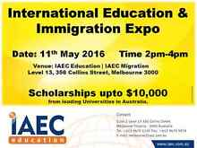 International Education & Migration Expo Melbourne CBD Melbourne City Preview