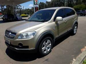 2008 Holden Captiva - 4x4 - Manual - Diesel - AS IS Cleveland Redland Area Preview