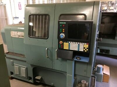 Mori Seiki Sl3a Lathe With New Controller Spindle Driveservo Motors Drives