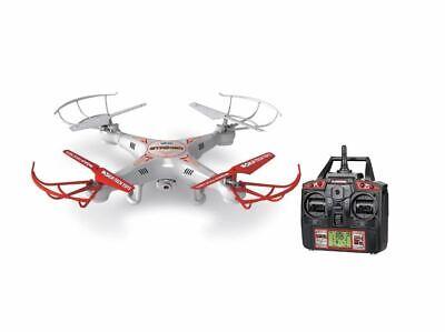 World Tech Toys Striker Spy Drone 2.4GHz 4.5CH Video Camera RC Quadcopter