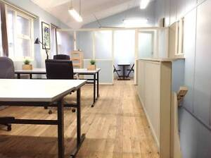 Hot desks in creative space Petersham Marrickville Area Preview