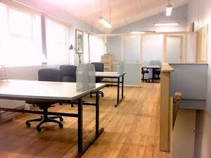 Desks for Creative artists - All bills inclusive Petersham Marrickville Area Preview