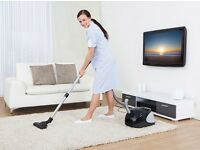 Cleaning and ironing services, daily weekly fortnightly or one off services.