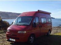 IH Savannah Gold Motorhome / Camper Van