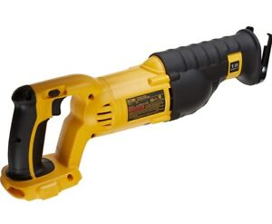 DEWALT 18V Cordless Reciprocating Saw - Tool Only