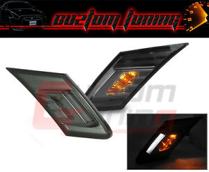 2013-15-SUBARU-BRZ-SCION-FR-S-FRS-SMOKED-LENS-LED-BUMPER-SIDE-MARKER-LAMPS-LIGHT