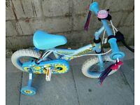 "Apollo HoneyBee 12"" Bike With Stabilisers"