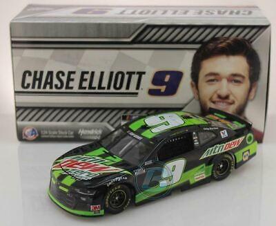 NASCAR 2020 CHASE ELLIOTT #9 ZERO SUGAR MOUNTAIN DEW MTN 1/24 CAR