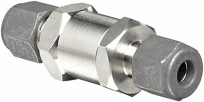 Parker C Series Stainless Steel 316 Check Valve 10 Psi Cpi