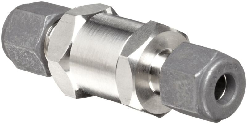 Parker C Series Stainless Steel 316 Check Valve, 10 psi CPI