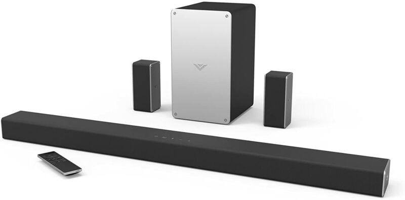"VIZIO SB3651-E6 36"" 5.1 SmartCast Sound Bar System with Wireless Subwoofer"