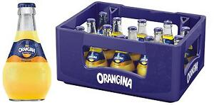 Orangina Limonade Original gelb 15x0,25l Glasflasche in Originalkiste 5,06€/L