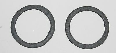 Yamaha 1996-1998 Xv 1100 Virago Special Exhaust Pipe Header Gaskets (2) Ym-702-2