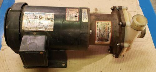 March TE-7.5k-MD magnetic drive pump 2HP