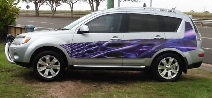 2008 Mitsubishi Outlander Ayr Burdekin Area Preview