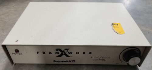 Brunswick Frameworx CMS Audio Video Control 57-300490